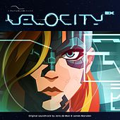 Velocity 2X (Original Soundtrack) by Various Artists