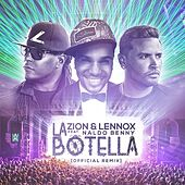 La Botella (Remix) (feat. Naldo Benny) - Single by Zion y Lennox