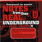 Notes From Thee Real Underground #4 Vol. 2 by Various Artists