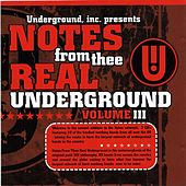 Notes From Thee Real Underground #3 Vol. 2 by Various Artists