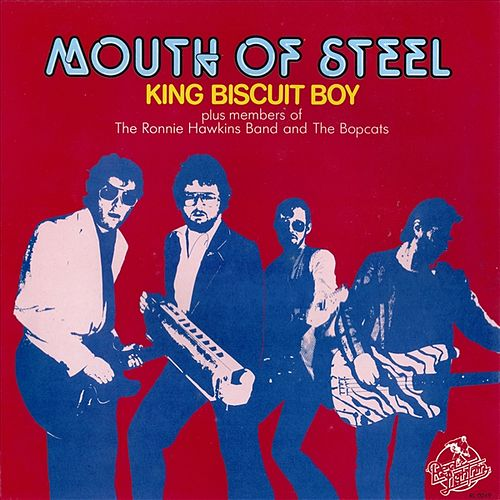 Mouth Of Steel by King Biscuit Boy