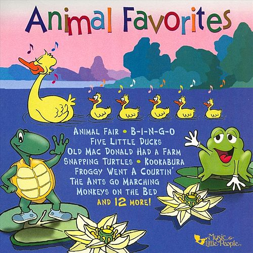 Animal Favorites by Various Artists