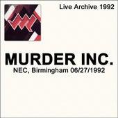 NEC, Burmingham 06/27/1992 by Murder Inc.