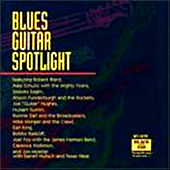 Blues Guitar Spotlight by Various Artists