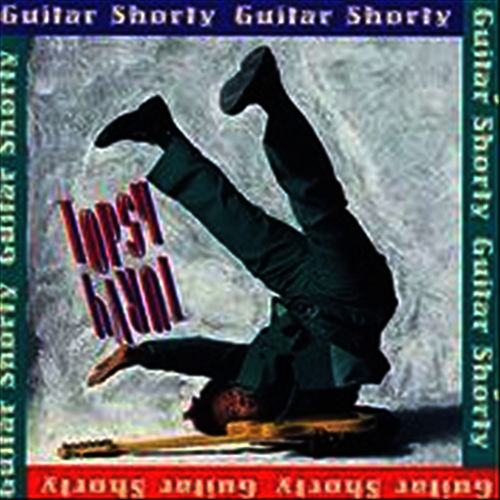 Topsy Turvy by Guitar Shorty