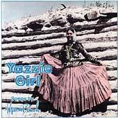 Yazzie Girl by Sharon Burch