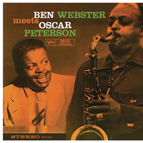 Meets Oscar Peterson by Ben Webster