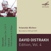 David Oistrakh Edition, Vol. 4 by Svyatoslav Richter