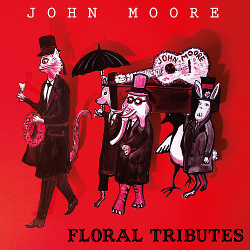 Floral Tributes by John Moore
