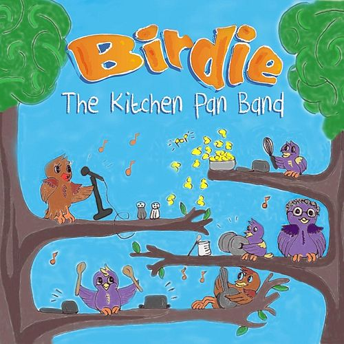 The Kitchen Pan Band by Birdie