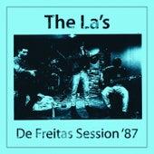 De Freitas Session '87 by The La's