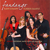 Fandango: Music by Boccherini, Haydn, Pujol and Houghton by Various Artists
