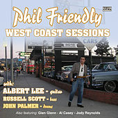 West Coast Sessions by Phil Friendly