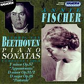 Beethoven: Complete Piano Sonatas, Vol. 6: Nos. 15, 17 and 23 by Annie Fischer