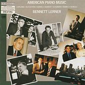 American Piano Music Vol II of II, Copland, Blitzstein, Harris, Barber, Schuman, Ramey, Bowles by Bennett Lerner