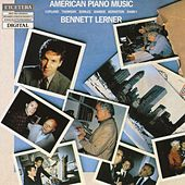 American Piano Music Vol I of II, Copland, Thomson, Bowles, Barber, Bernstein, Ramey by Bennett Lerner