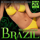 Music from Brazil. 20 Essential Brazilian Songs. by Various Artists
