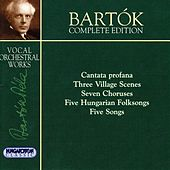 Bartok: Complete Edition - Vocal Orchestral Works by Various Artists