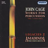 Cage: Works for Percussion, Vol. 1 (1935-1941) by Various Artists