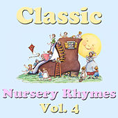 Classic Nursery Rhymes, Vol. 4 by Crimson Ensemble