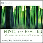 Music for Healing: With Nature Sounds for Natural Healing Powers for Deep Sleep, Meditation, & Relaxation by Robbins Island Music Group