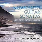 Novecento Guitar Sonatas by Cristiano Porqueddu