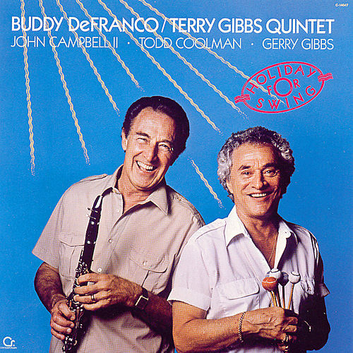 Holiday For Swing by Buddy DeFranco