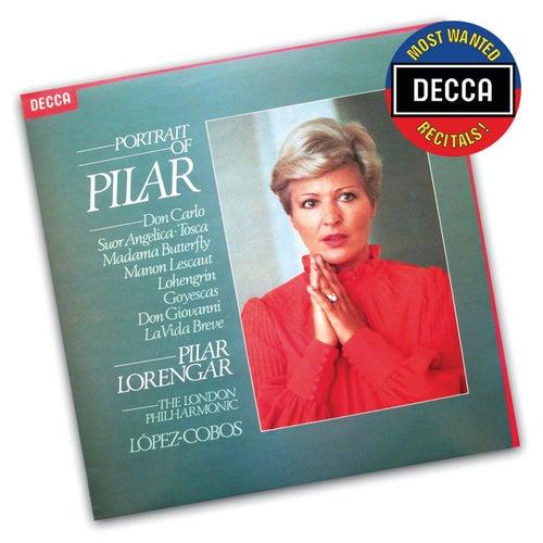 Portrait Of Pilar by Pilar Lorengar