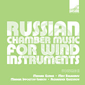 Russian Chamber Music for Wind Instruments, Vol. II by Various Artists