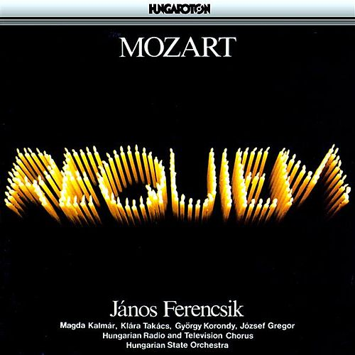 Mozart: Requiem in D Minor by Magda Kalmar