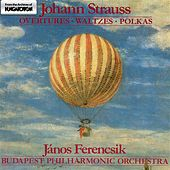 Strauss Ii, J.: Overtures / Waltzes / Polkas by Various Artists