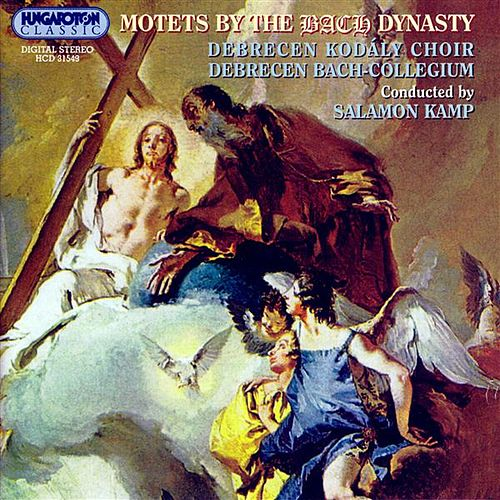 Bach Family: Motets by the Bach Family by Debrecen Kodaly Choir