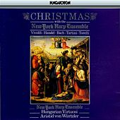 Christmas With The New York Harp Ensemble by Various Artists