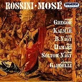 Rossini: Mose by Jozsef Gregor