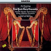 Evening With The New York Harp Ensemble (An) by New York Harp Ensemble