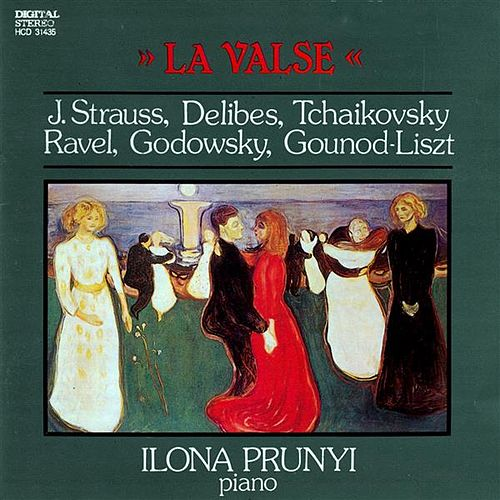 Waltzes for The Piano by Ilona Prunyi