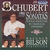 Schubert: Piano Sonatas Nos. 15 and 21 by Malcolm Bilson