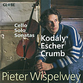 Solo Cello Sonatas by Pieter Wispelwey