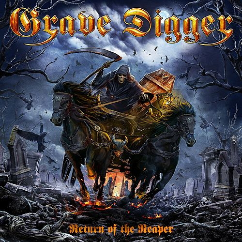 Return Of The Reaper by Grave Digger