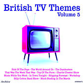 British T.V. Themes, Volume 5 by Various Artists