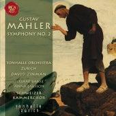 Gustav Mahler: Sinfonie Nr. 2 by David Zinman