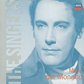Mario del Monaco - Arias and Songs by Various Artists