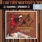 Strauss: Symphonia domestica; Suite from Le Bourgeois gentilhomme by Fritz Reiner