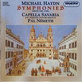 Haydn, M.: Symphonies From the 1770S by Capella Savaria