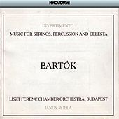 Bartok: Music for Strings, Percussion and Celesta / Divertimento by Various Artists