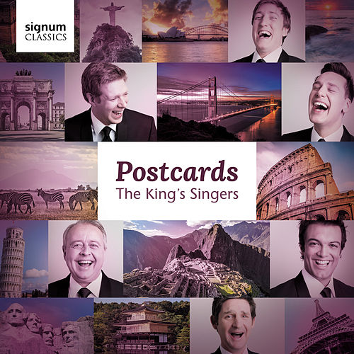 Postcards: The King's Singers by King's Singers