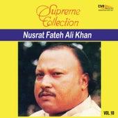 Supreme Collection Vol. 17 by Nusrat Fateh Ali Khan