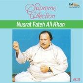 Supreme Collection Vol. 19 by Nusrat Fateh Ali Khan