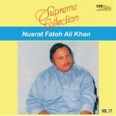 Supreme Collection Vol. 16 by Nusrat Fateh Ali Khan