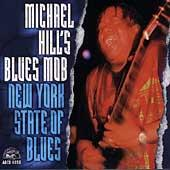 New York State Of Blues by Michael Hill